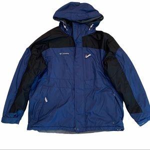 COLUMBIA VERTEX Interchange Men's Waterproof Coat
